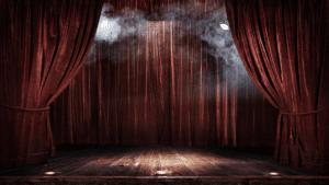 ステージの画像