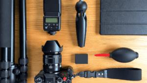 ライブ配信を充実させる機材 配信機材の画像